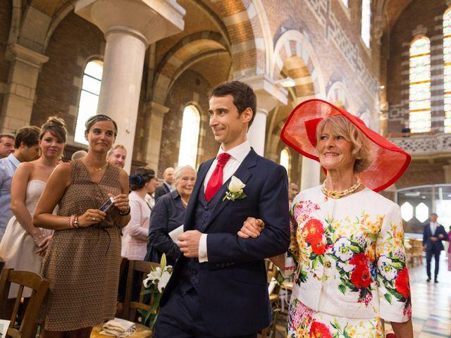 Le mariage de Charles et Clémence à Villeneuve-d'Ascq, Nord 4