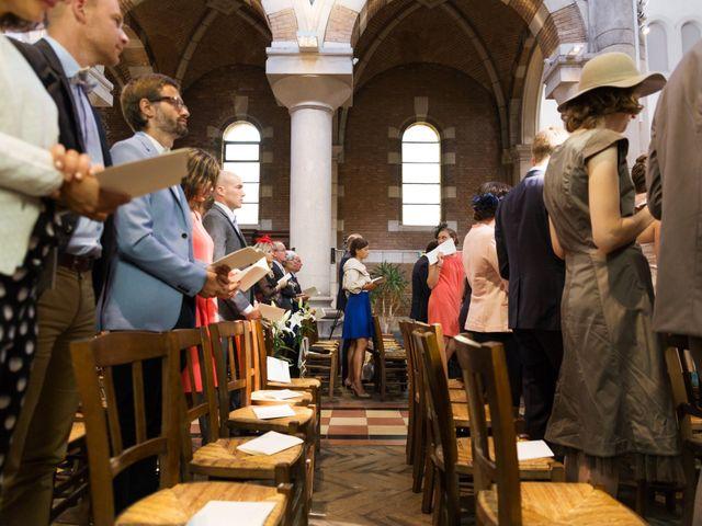 Le mariage de Charles et Clémence à Villeneuve-d'Ascq, Nord 8