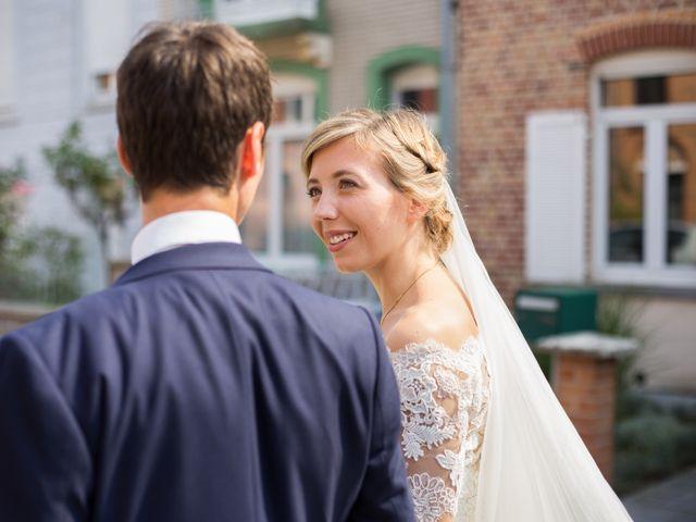 Le mariage de Charles et Clémence à Villeneuve-d'Ascq, Nord 11