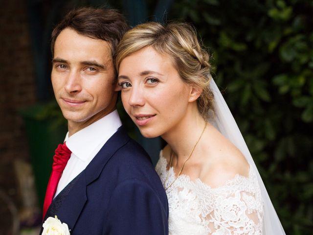 Le mariage de Charles et Clémence à Villeneuve-d'Ascq, Nord 18
