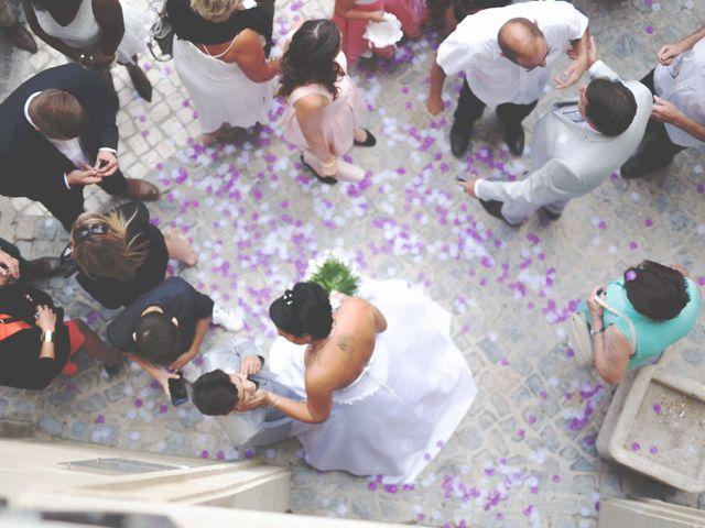 Le mariage de Delhia et Christian