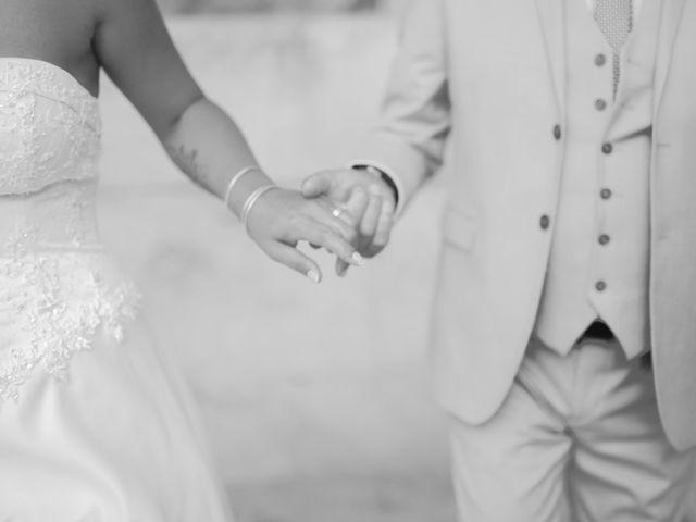 Le mariage de Christian et Delhia à Nîmes, Gard 8