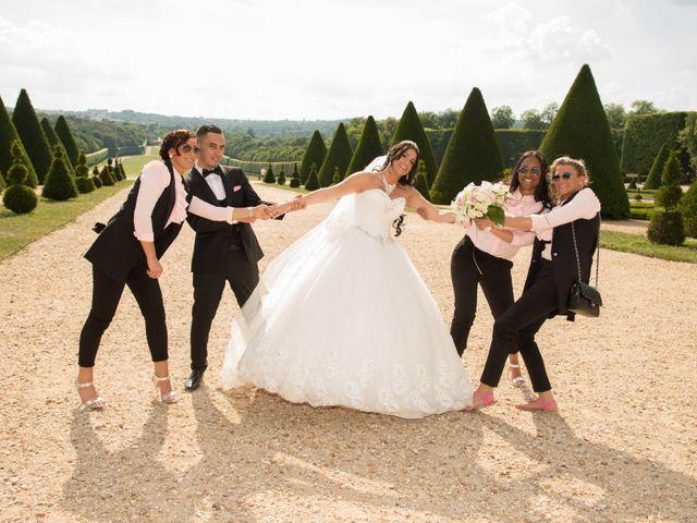 Le mariage de Antony et Carine à Ivry-sur-Seine, Val-de-Marne 13