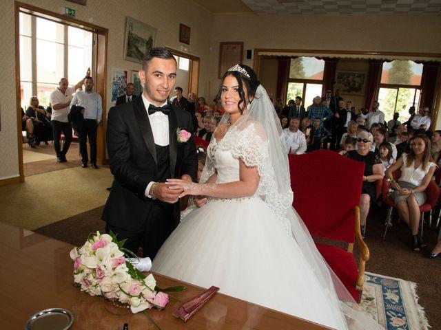 Le mariage de Antony et Carine à Ivry-sur-Seine, Val-de-Marne 17