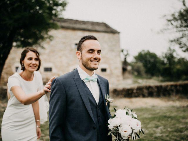 Le mariage de Thibault et Camille à Sévérac-le-Château, Aveyron 46