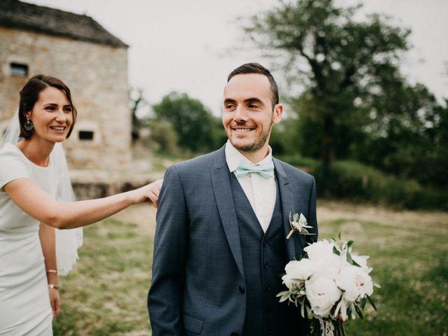 Le mariage de Thibault et Camille à Sévérac-le-Château, Aveyron 48