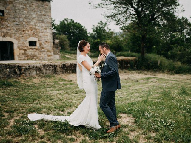 Le mariage de Thibault et Camille à Sévérac-le-Château, Aveyron 49