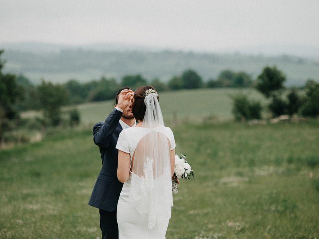 Le mariage de Thibault et Camille à Sévérac-le-Château, Aveyron 51