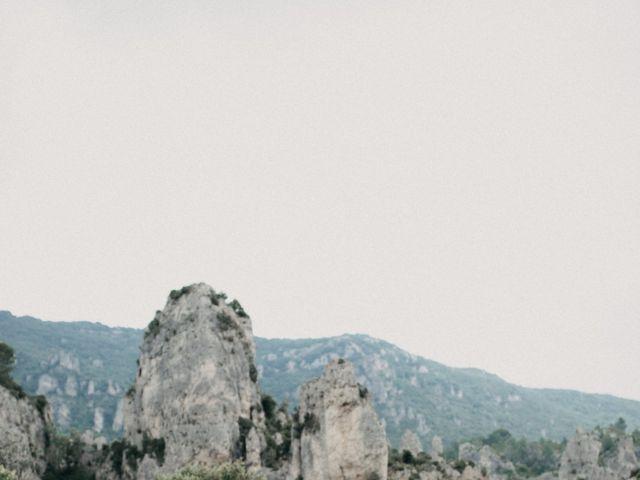 Le mariage de Thibault et Camille à Sévérac-le-Château, Aveyron 69