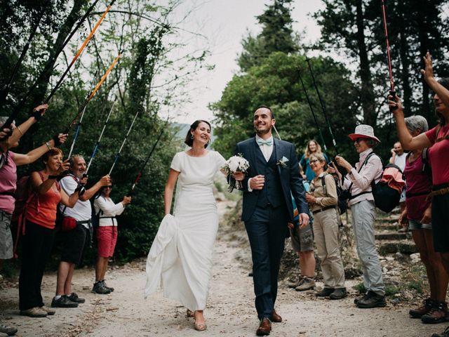Le mariage de Thibault et Camille à Sévérac-le-Château, Aveyron 70