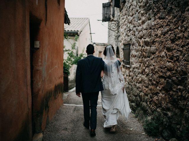 Le mariage de Thibault et Camille à Sévérac-le-Château, Aveyron 71