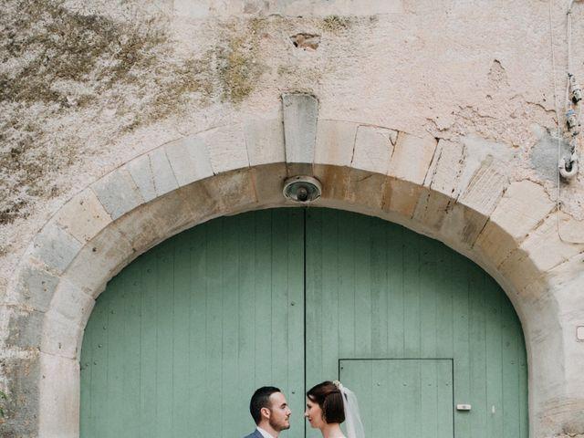 Le mariage de Thibault et Camille à Sévérac-le-Château, Aveyron 73
