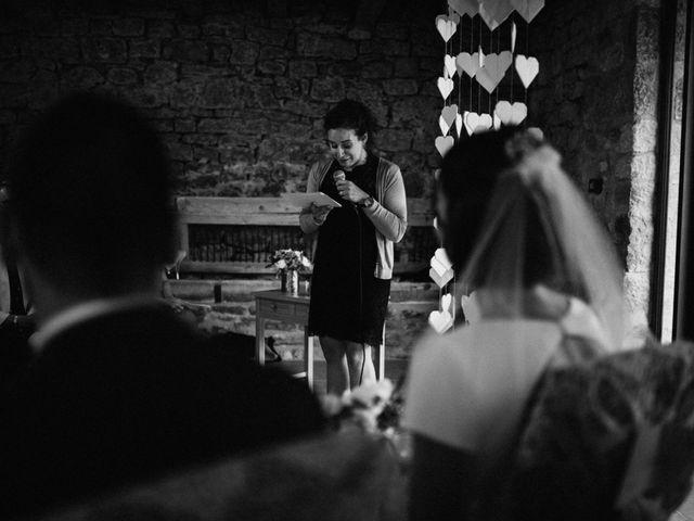 Le mariage de Thibault et Camille à Sévérac-le-Château, Aveyron 82