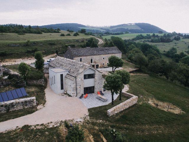 Le mariage de Thibault et Camille à Sévérac-le-Château, Aveyron 140