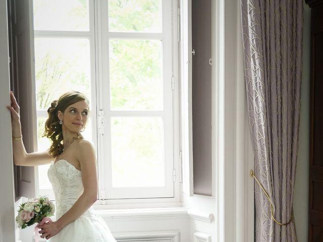 Le mariage de Loïc et Gwendoline à Iffendic, Ille et Vilaine 2