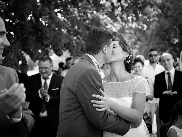 Le mariage de Kévin et Guillemette à Bouloc, Haute-Garonne 10
