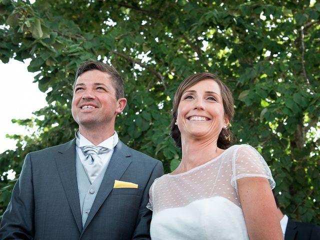 Le mariage de Kévin et Guillemette à Bouloc, Haute-Garonne 11