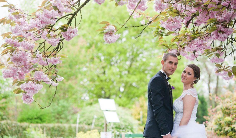 Le mariage de Jérémy et Lise à Eslettes, Seine-Maritime
