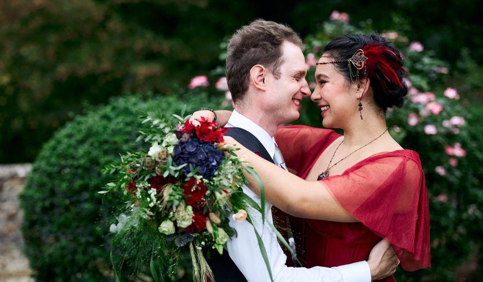 Le mariage de Quentin et Carmen à Montrouge, Hauts-de-Seine