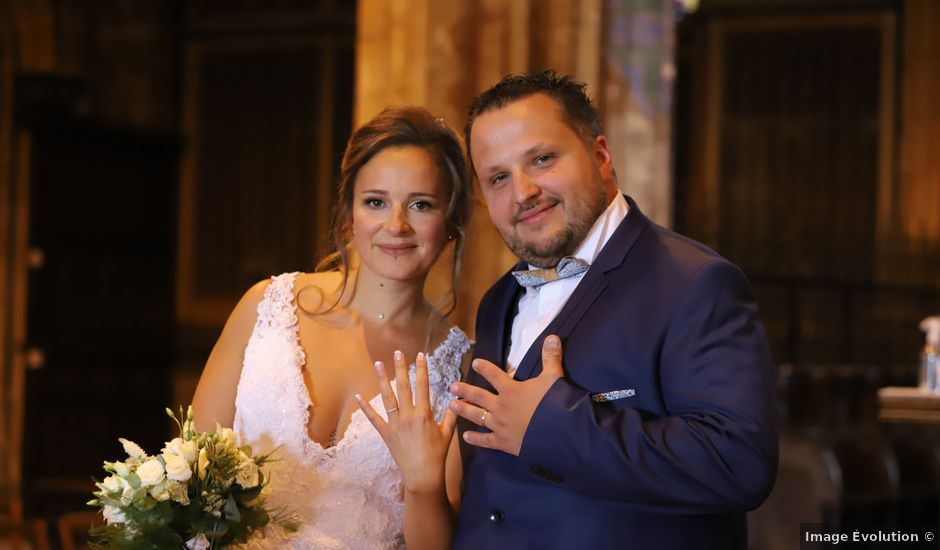 Le mariage de Olivier et Coralie à Niort, Deux-Sèvres