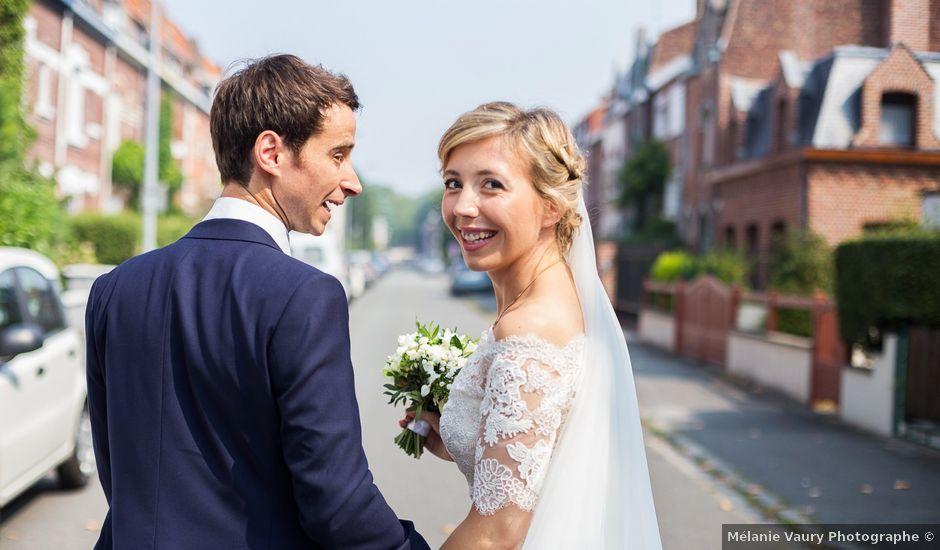 Le mariage de Charles et Clémence à Villeneuve-d'Ascq, Nord