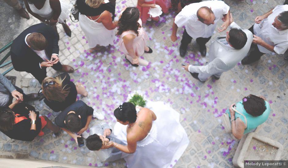 Le mariage de Christian et Delhia à Nîmes, Gard