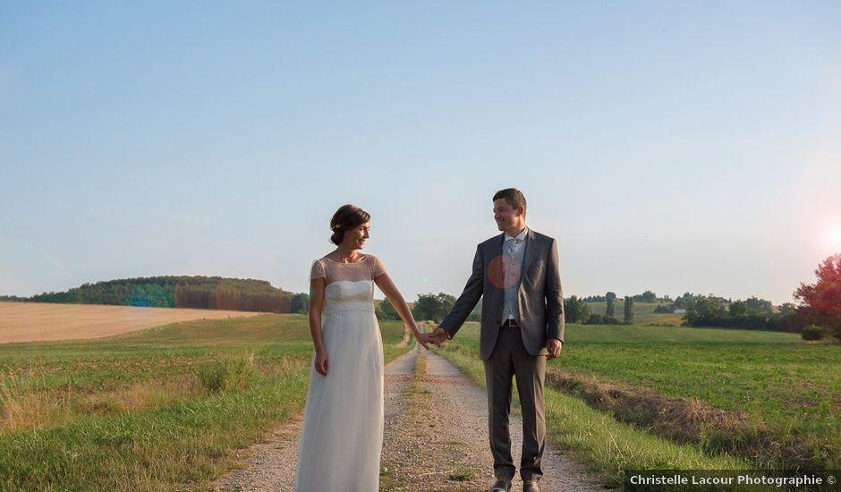 Le mariage de Kévin et Guillemette à Bouloc, Haute-Garonne
