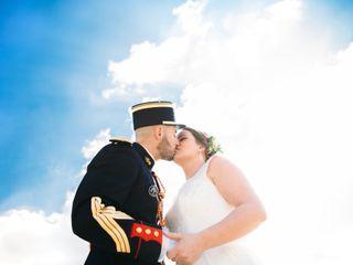 Le mariage de Cypria et Paul