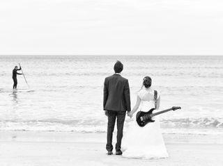 Le mariage de Lily et Fabrice