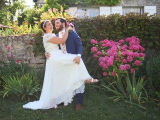 Le mariage de Madison et Saul