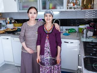 Le mariage de Nadjiba et Kemal 1