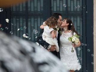 Le mariage de Stéphanie et Blaise