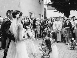 Le mariage de Lisa et Jérémy
