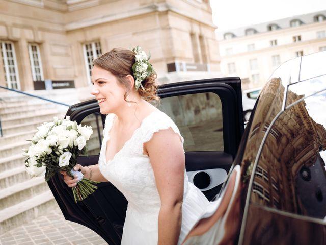 Le mariage de Paul et Cypria à Versailles, Yvelines 21