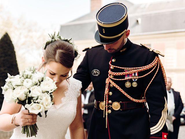 Le mariage de Paul et Cypria à Versailles, Yvelines 22