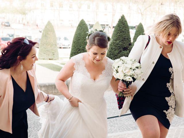 Le mariage de Paul et Cypria à Versailles, Yvelines 23