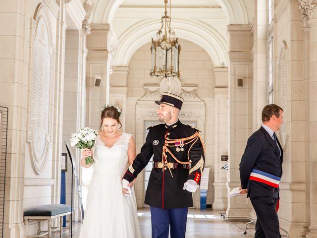 Le mariage de Paul et Cypria à Versailles, Yvelines 26