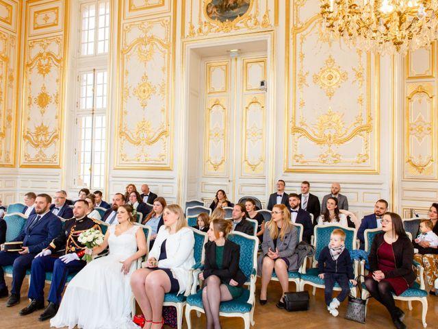 Le mariage de Paul et Cypria à Versailles, Yvelines 27