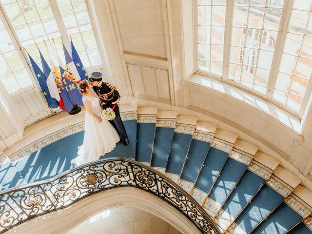 Le mariage de Paul et Cypria à Versailles, Yvelines 30