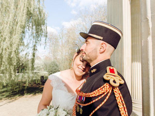 Le mariage de Paul et Cypria à Versailles, Yvelines 31