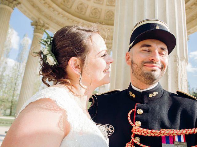 Le mariage de Paul et Cypria à Versailles, Yvelines 32