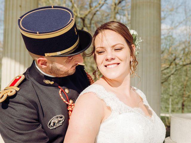 Le mariage de Paul et Cypria à Versailles, Yvelines 34
