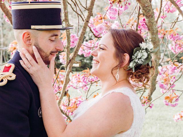 Le mariage de Paul et Cypria à Versailles, Yvelines 35