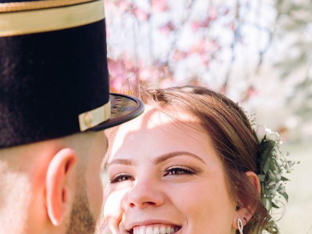 Le mariage de Paul et Cypria à Versailles, Yvelines 36
