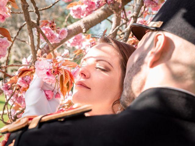 Le mariage de Paul et Cypria à Versailles, Yvelines 37