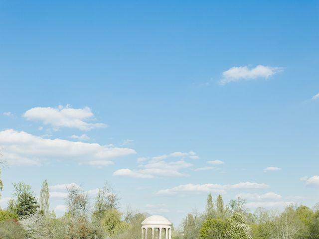 Le mariage de Paul et Cypria à Versailles, Yvelines 38