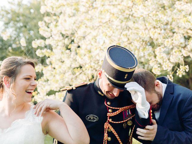 Le mariage de Paul et Cypria à Versailles, Yvelines 47