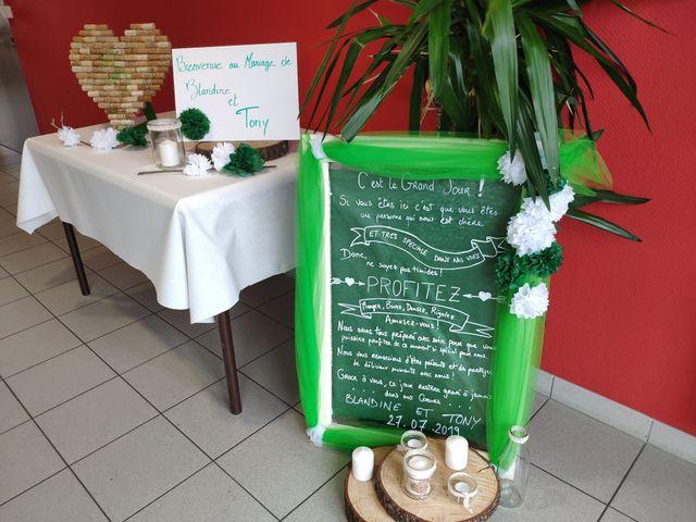 Le mariage de Tony et Blandine à Legé, Loire Atlantique 3
