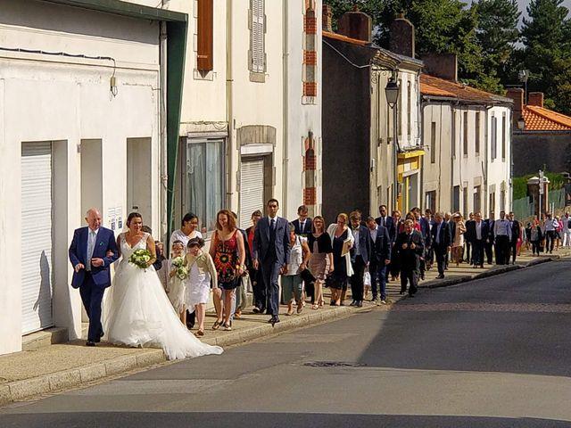 Le mariage de Tony et Blandine à Legé, Loire Atlantique 1