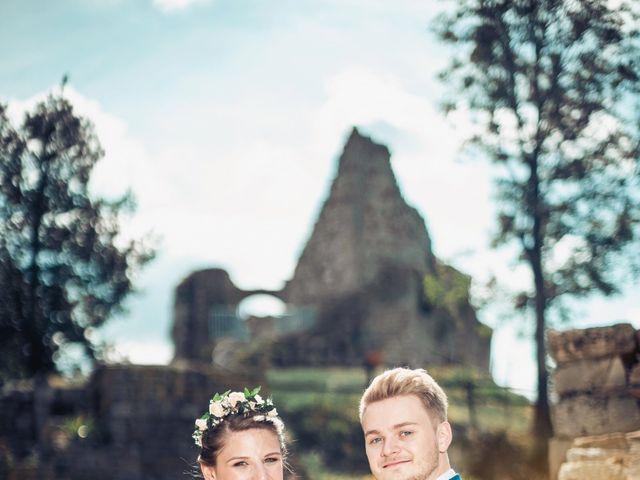 Le mariage de Arnaud et Aurlane à Saône, Doubs 3